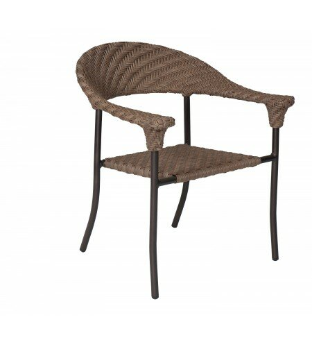 Barlow Patio Dining Chair by Woodard Woodard