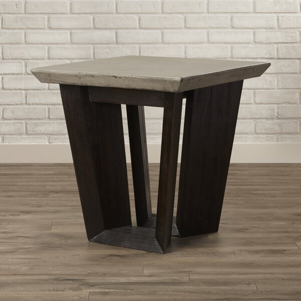 MIXT Langley End Table by Sunpan Modern