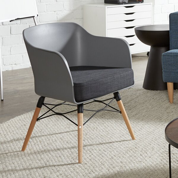 Deker Arm Chair (Set Of 2) By National Office Furniture