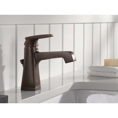 Single Faucet Drain Seal Bronze photo