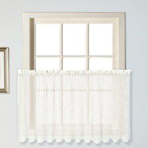 Alderbrook Tier Curtain