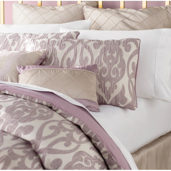 Lidiaídia 8 Piece Comforter Set by Willa Arlo Interiors