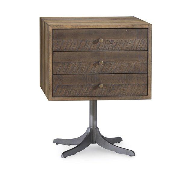 Carbaugh End Table by Brayden Studio