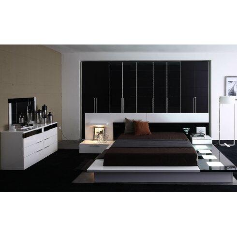 Wade Logan Sabra Platform Bedroom Set | Wayfair