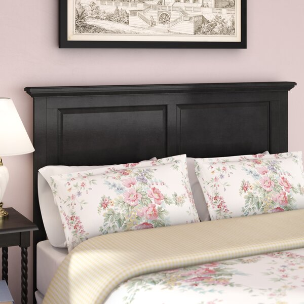 Tracton Panel Headboard by Three Posts