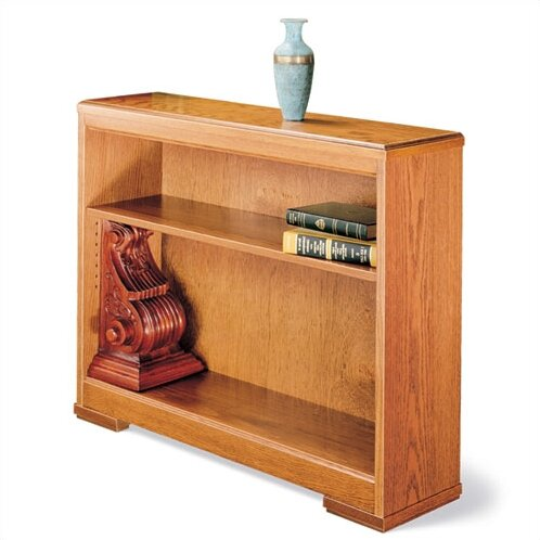 Traditonal Series Standard Bookcase By Hale Bookcases