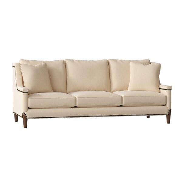 Liam Capped Arm Sofa By Gabby