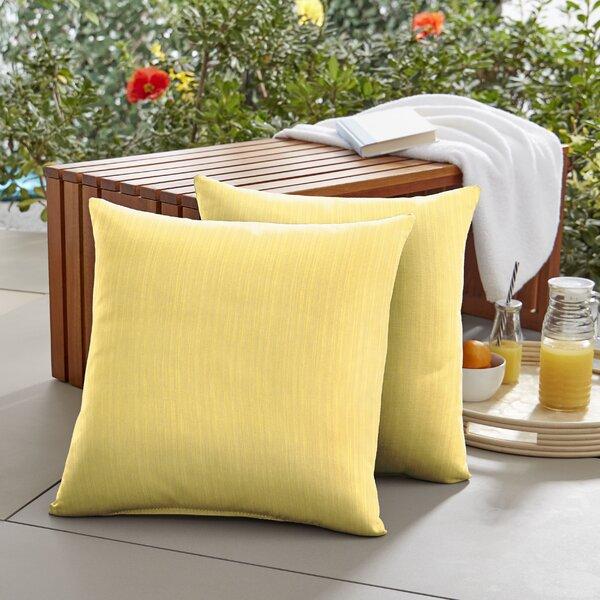 Krista Indoor/Outdoor Throw Pillow (Set of 2)