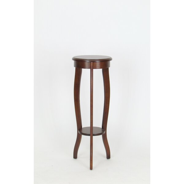 Timberlake Solid Wood Remove 3 Legs End Table By Alcott Hill