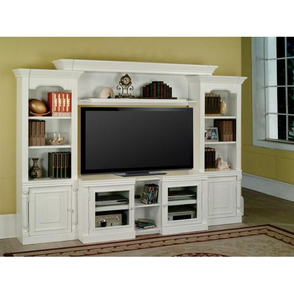 Centerburg Expandable Entertainment Center by Darb