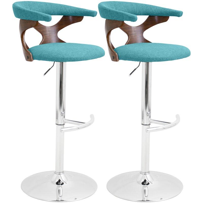 east wakulla swivel adjustable bar stool