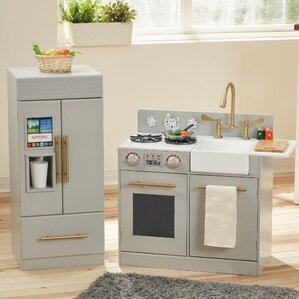 2 Piece Urban Adventure Play Kitchen Set