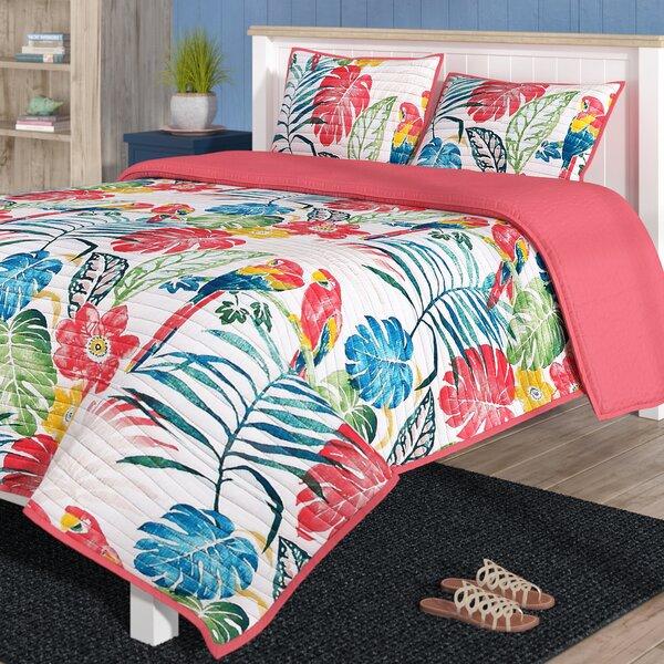 Hamburg 3 Piece Comforter Set by Beachcrest Home