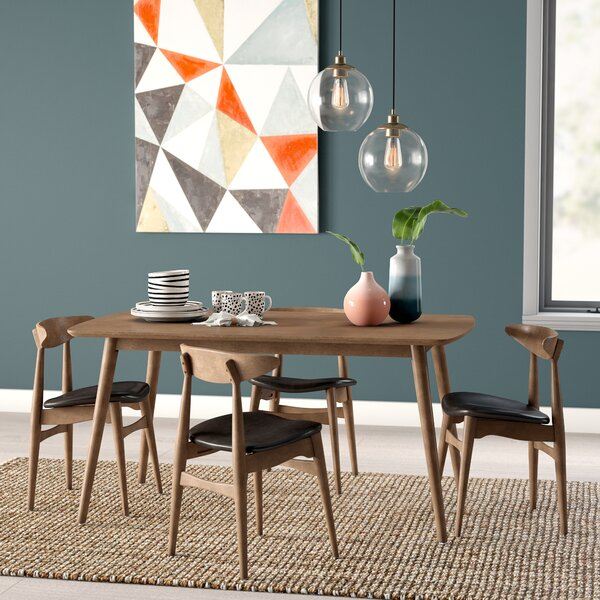 Aiden 5 Piece Dining Set by Modern Rustic Interiors