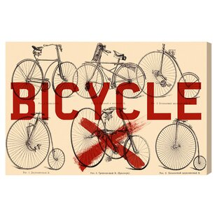 Bicycles Wall Art
