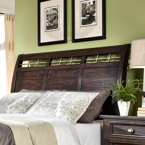Haven Sleigh Headboard by Imagio Home by Intercon