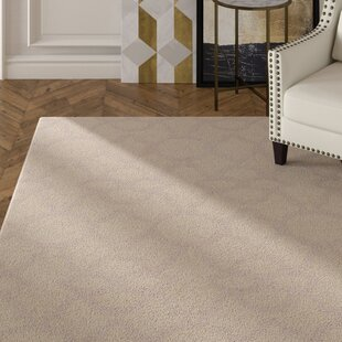 Sandi Hand-Crafted Ivory Area Rug by Mercer41