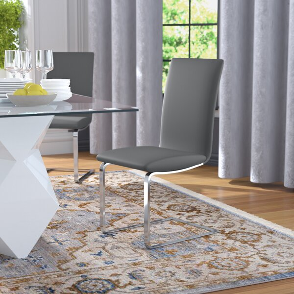 Donnington Upholstered Dining Chair (Set of 2) by Wade Logan