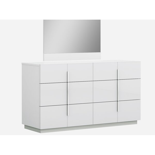 Riehle 6 Drawer Double Dresser by Orren Ellis
