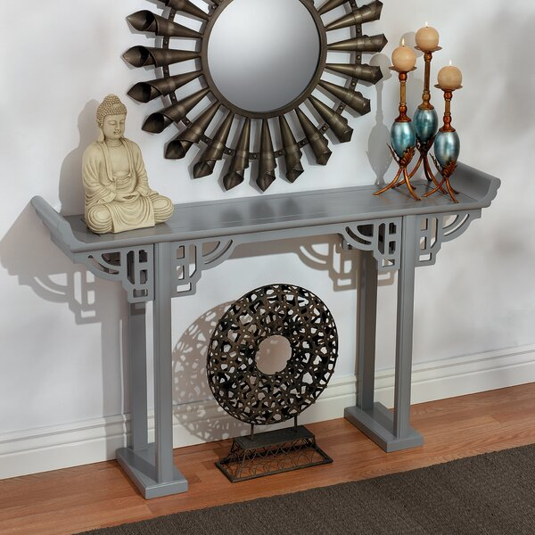 Forbidden City Asian Console Table By Design Toscano