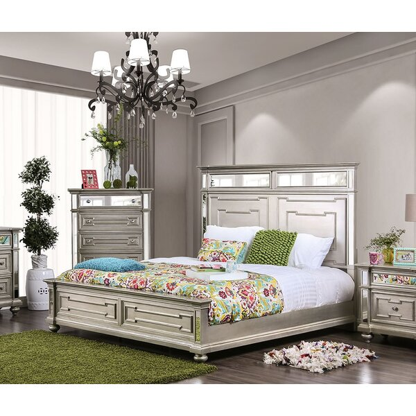 Jacey Platform Configurable Bedroom Set by Rosdorf Park