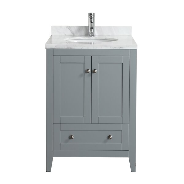 Ivybridge 24 Single Bathroom Vanity Set by Highland Dunes