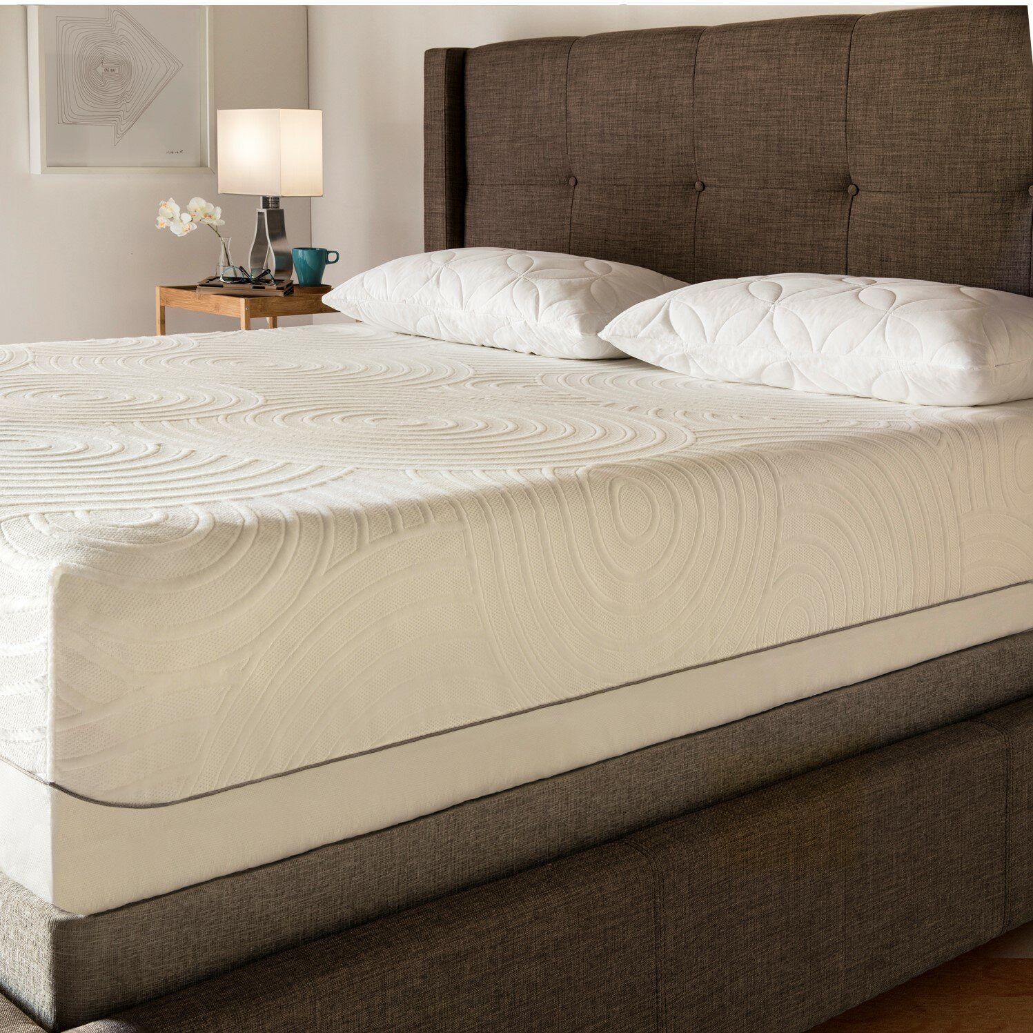 Twin Xl Cloud Supreme Breeze Mattress Mattresses From Tempur Pedic
