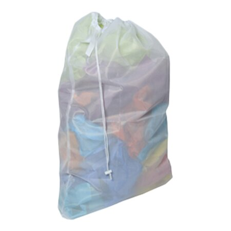 Laundry Mesh Drawstring Bag by Richards Homewares