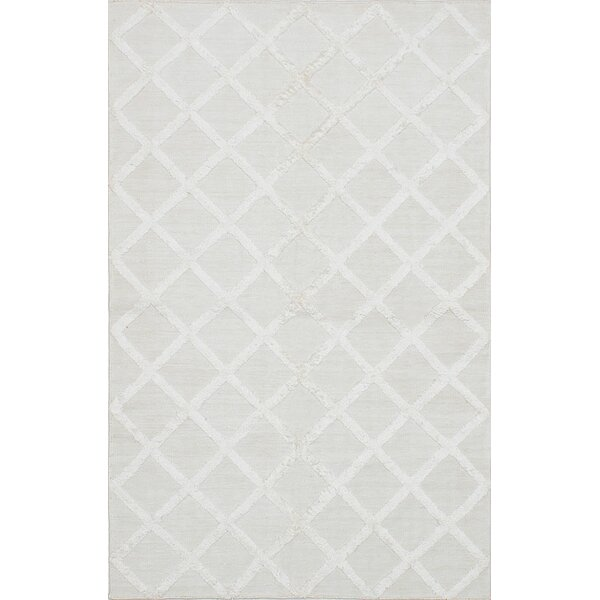Bonefield Cream Area Rug by Rosdorf Park