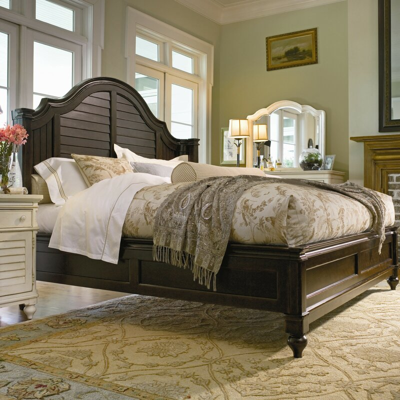 Paula Deen Home Steel Magnolia Panel Bed Reviews