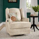 Stupendous Small Swivel Rocker Chair Wayfair Bralicious Painted Fabric Chair Ideas Braliciousco