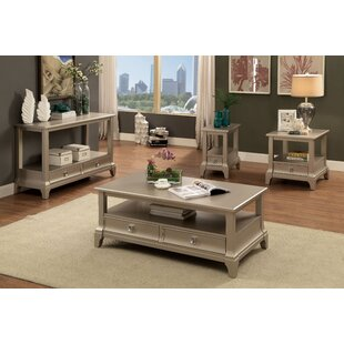 Where buy  Mcelfresh  4 Piece Coffee Table Set by House of Hampton