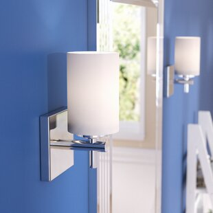 Find the perfect Eliza 1-Light Bath Sconce By Ebern Designs