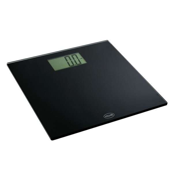 Bathroom Scale with Oversized Display by Peachtree
