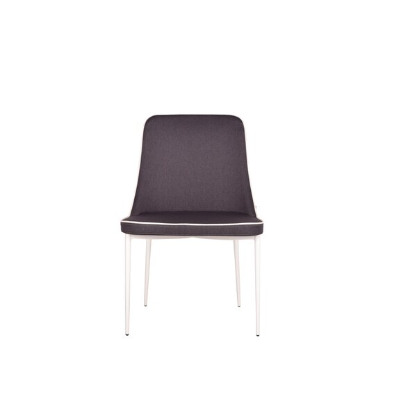 Schiffman Upholstered Dining Chair by Wrought Studio