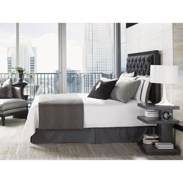 Carrera Bedroom Platform Configurable Bedroom Set by Lexington