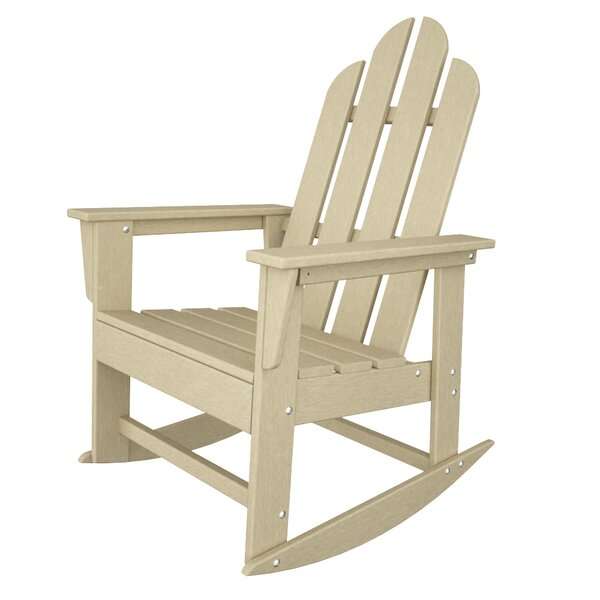 Long Island Plastic/Resin Adirondack Chair by POLYWOOD POLYWOOD®