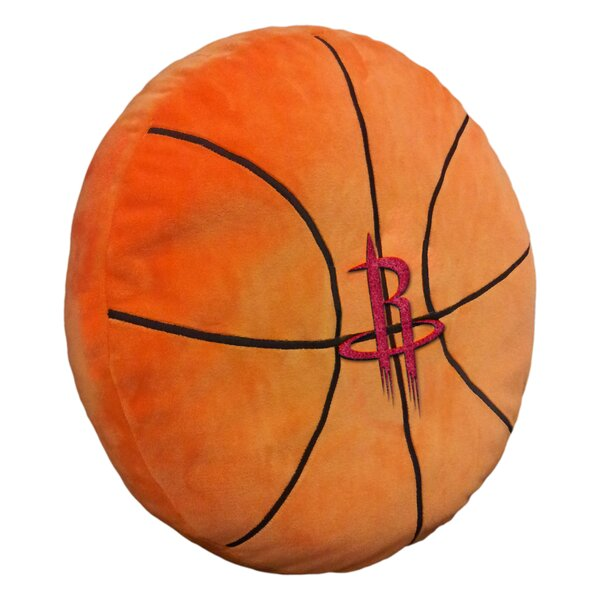 NBA Throw Pillow by Northwest Co.