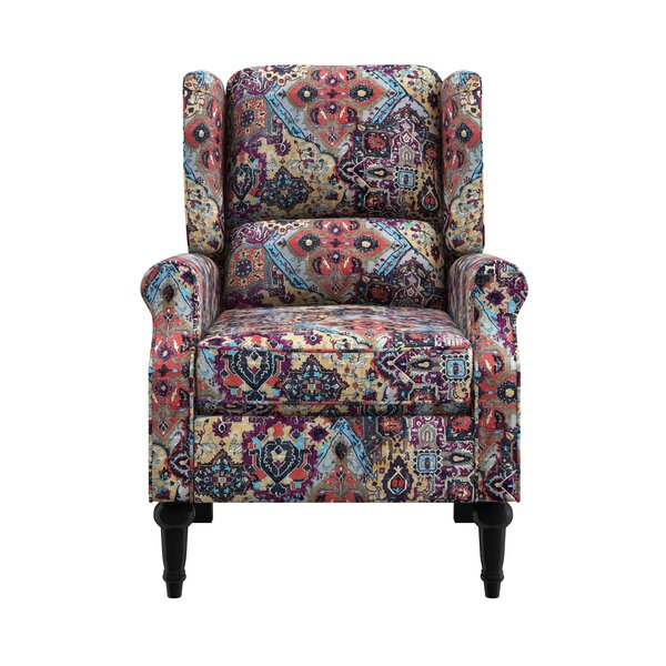 Cocopah Manual Recliner By Bungalow Rose