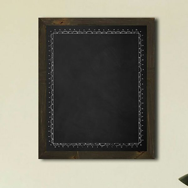 Layla Wall Mounted Chalkboard by PTM Images