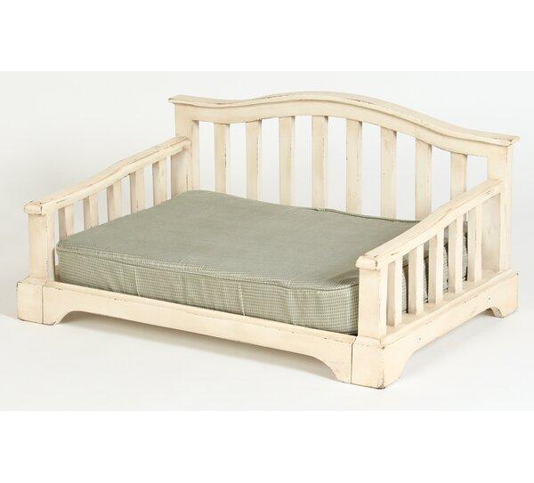 Deanna Dog Bed with Orthopedic Foam Mattress by Tucker Murphy Pet