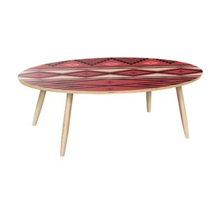 Undercliff Coffee Table by Bungalow Rose