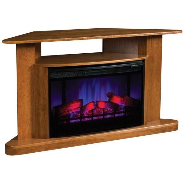 Avleen LED Electric Fireplace By Latitude Run