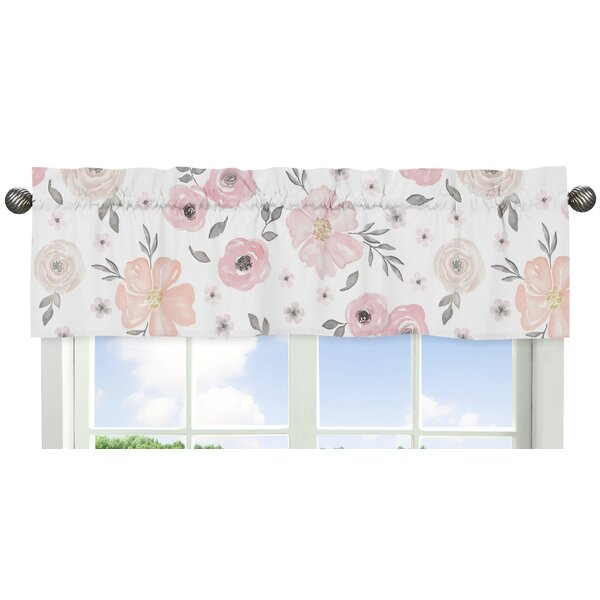 Floral 54 Window Valance by Sweet Jojo Designs