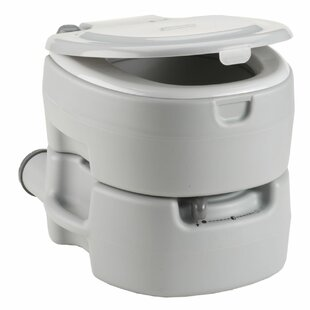 Searching for Elognated One-Piece Toilet (Seat Included) ByColeman