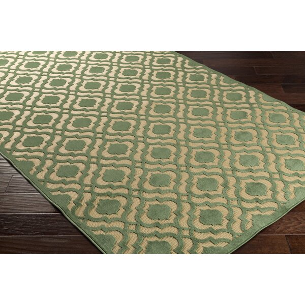 Countryman Geometric Indoor/Outdoor Area Rug by Charlton Home
