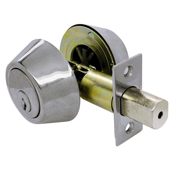 Double Cylinder Deadbolt by Ultra Hardware