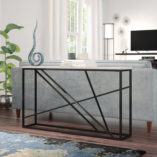 Penryn Skinny Console Table by Wrought Studio