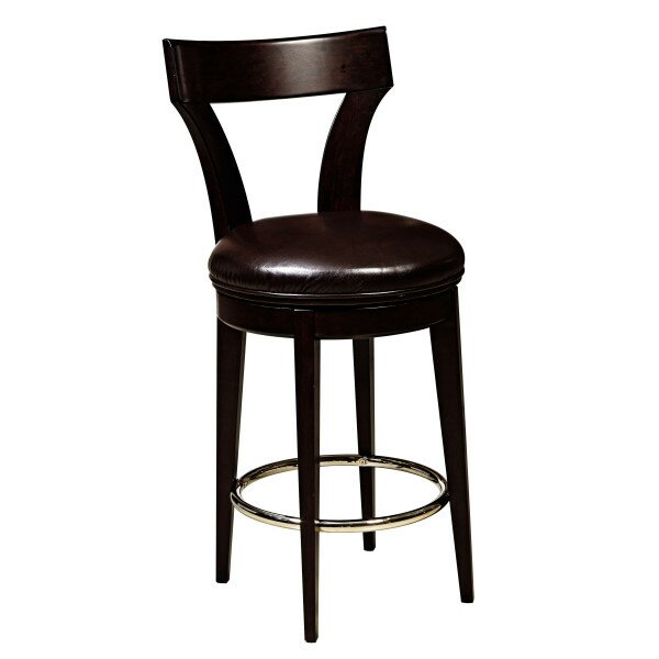 Gerace 30 Swivel Bar Stool by Red Barrel Studio