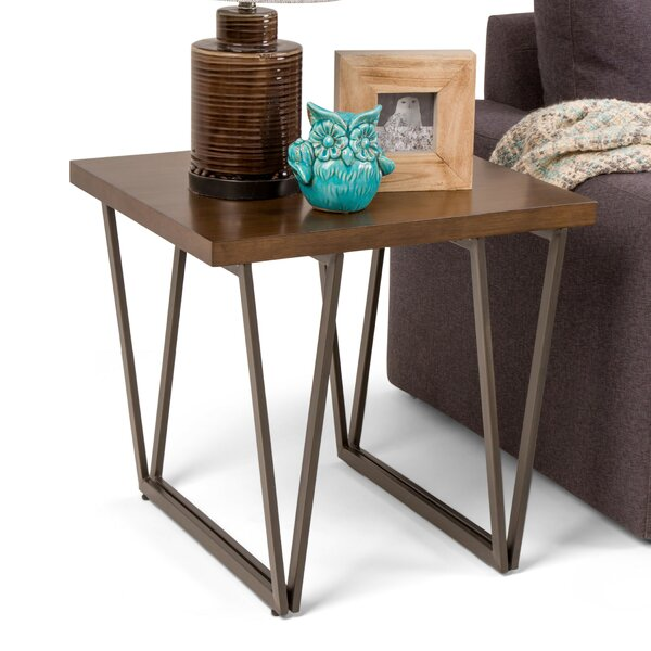 Sturgis End Table by Williston Forge Williston Forge